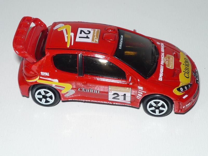 N°205B - Peugeot 206 WRC 24017749si