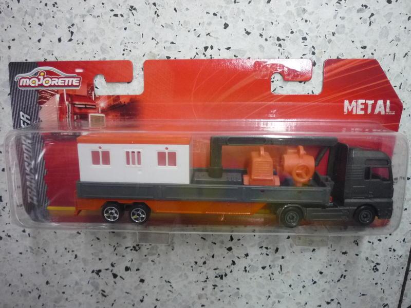 N°620 MAN TGX + cabane de chantier 24402511ur
