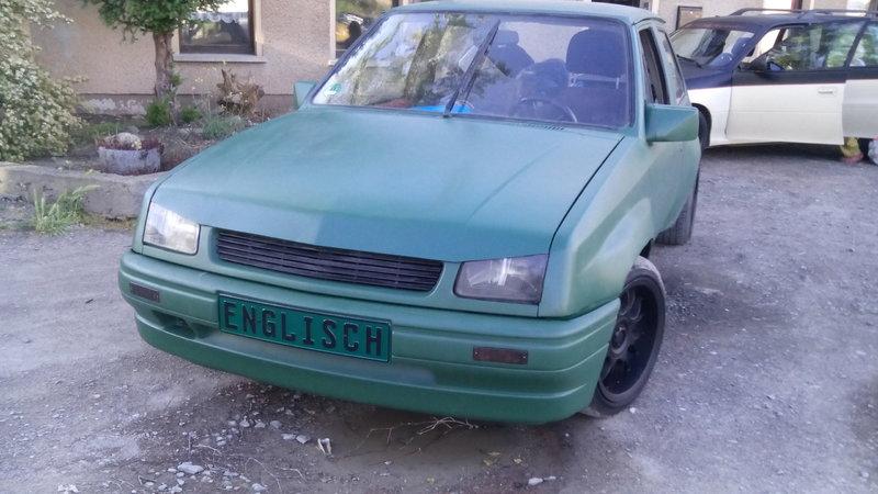 Projekt Corsa A G(SI) 25074433ry