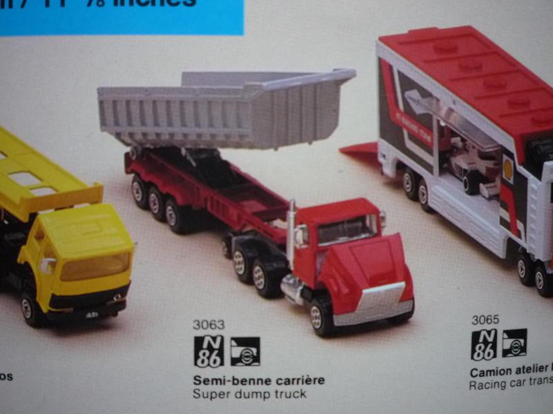 N°3063 White Road Boss II  Benne Carriere 25350630fr