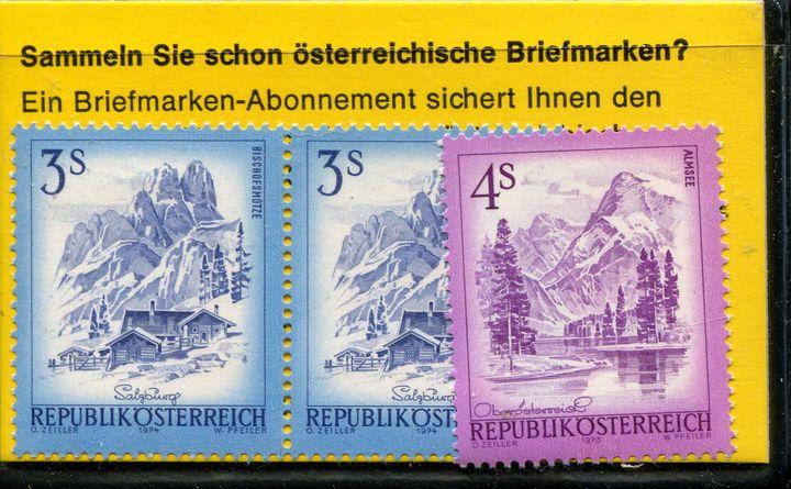 Markentäschchen / Markenheftchen 25841448gk