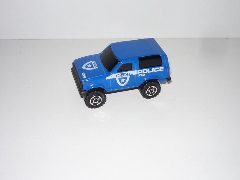 N°2306 Ford bronco police 26047638zj