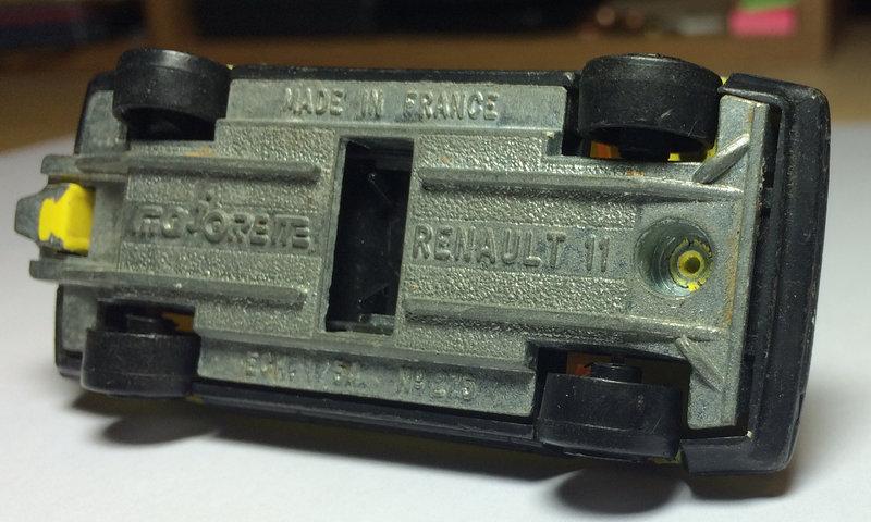 N°275 Renault 11 26589804ne