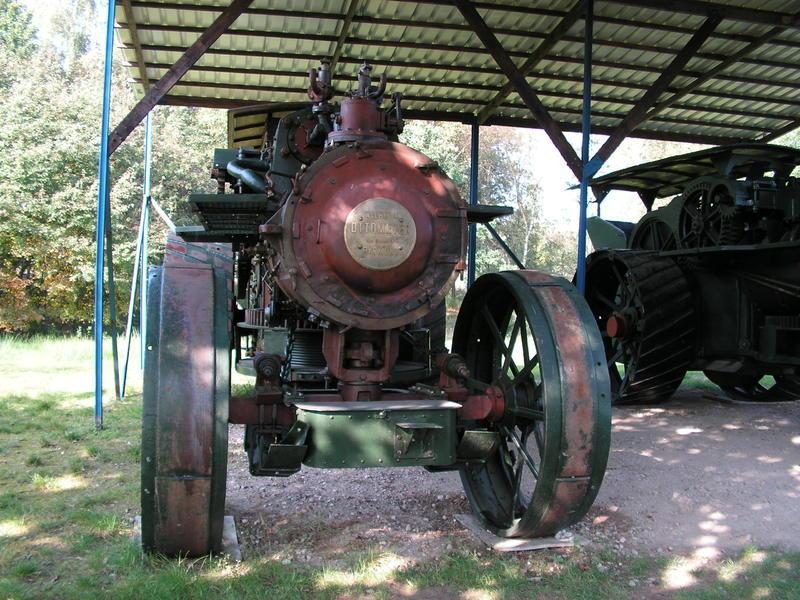 Lokomobile und Pflug im Moormuseum Groß Hesepe 26784041mr