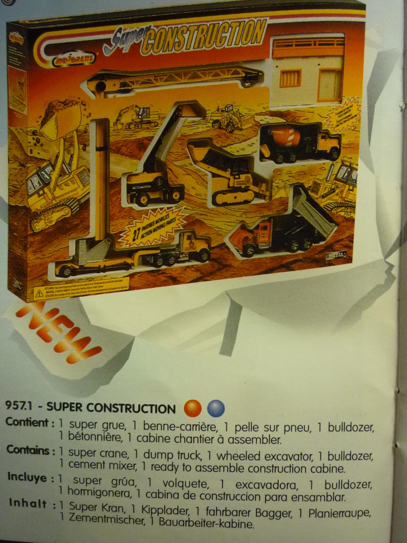 N°891 SUPER CHANTIER MADE IN FRANCE  26796507oe