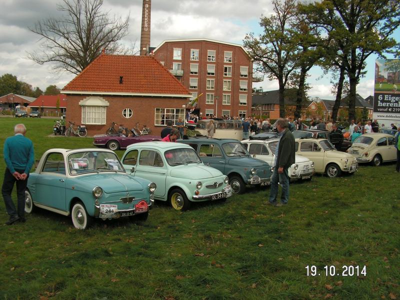 Fahrzeuge bei den Najaarsstoomdagen Haaksbergen/NL 26865994iz