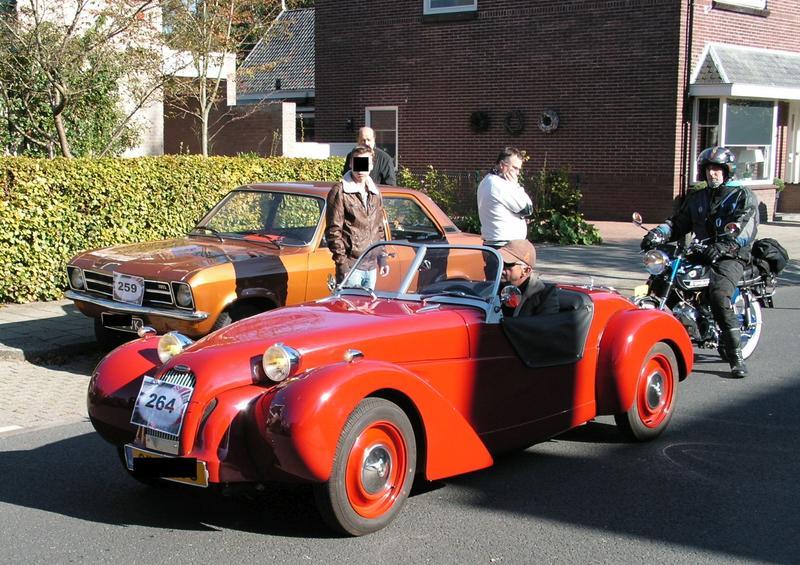 Fahrzeuge bei den Najaarsstoomdagen Haaksbergen/NL 26867616ju