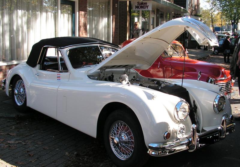 Fahrzeuge bei den Najaarsstoomdagen Haaksbergen/NL 26870154bi