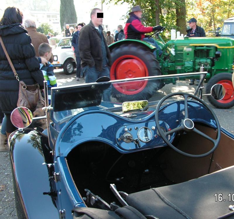 Fahrzeuge bei den Najaarsstoomdagen Haaksbergen/NL 26870340ev