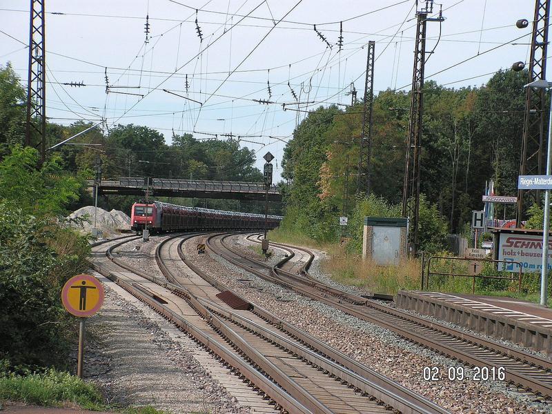 45 Min in Riegel Malterdingen (früher Riegel DB) 26909476zh