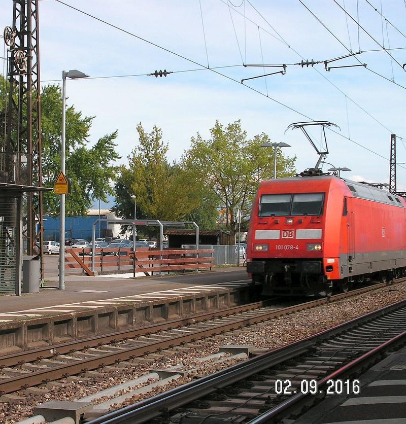45 Min in Riegel Malterdingen (früher Riegel DB) 26909574qh