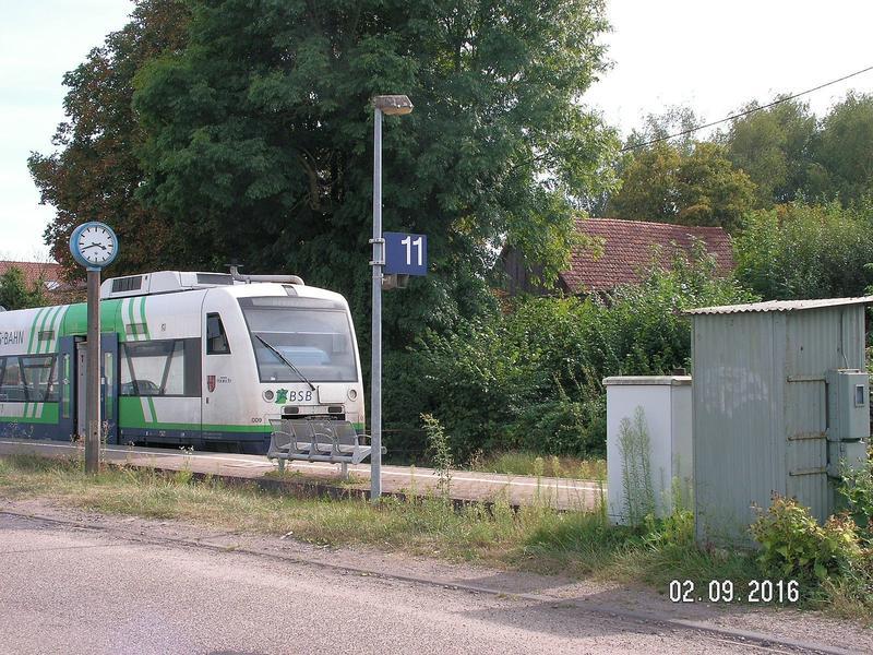 45 Min in Riegel Malterdingen (früher Riegel DB) 26909921ue