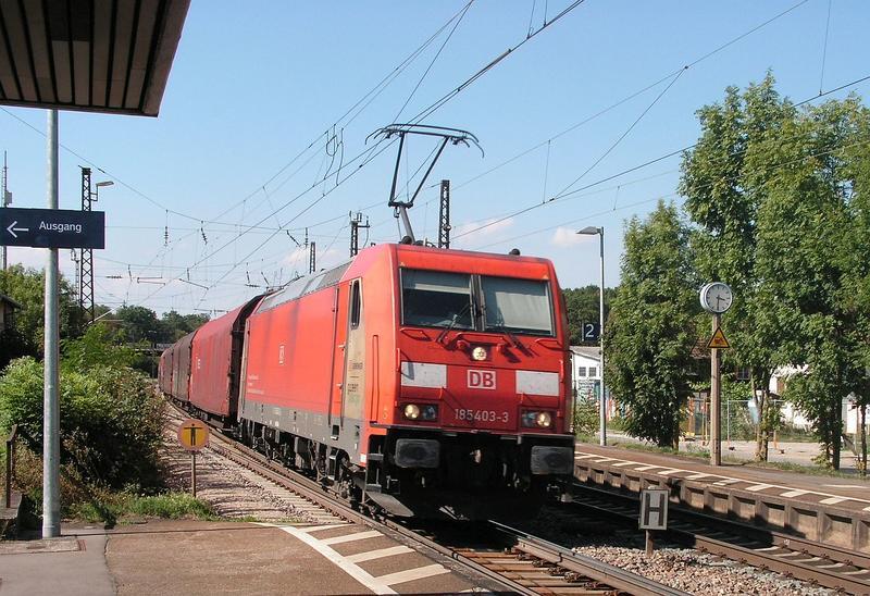 45 Min in Riegel Malterdingen (früher Riegel DB) 26911453ey