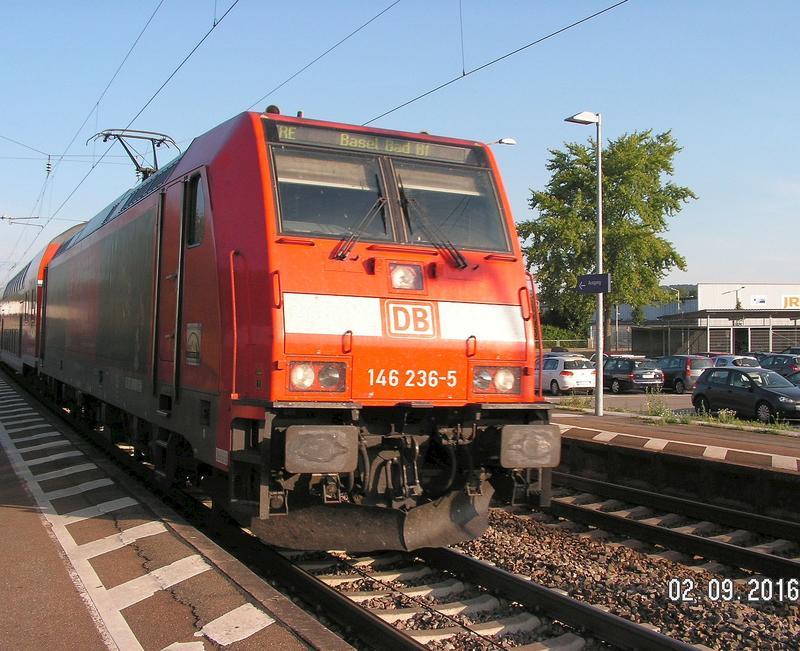 45 Min in Riegel Malterdingen (früher Riegel DB) 26911674pq