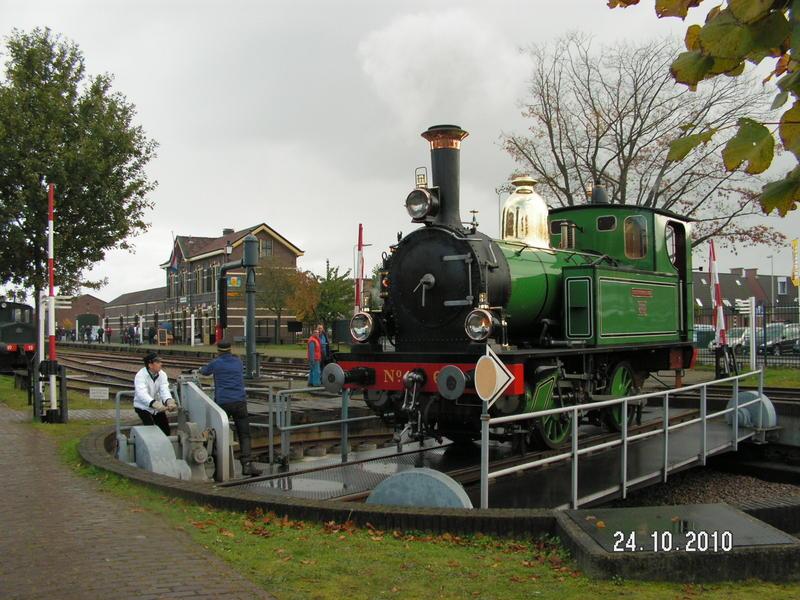 Najaasstoomdag Haaksbergen 2010 - Eisenbahn 26956778ph