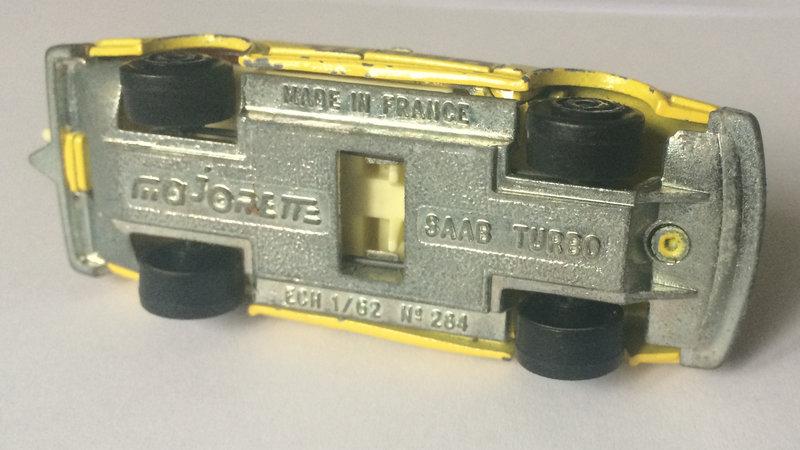 N°284 SAAB 900 TURBO  26986599wa