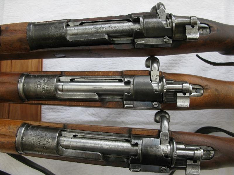 Freres - Les 3 frères Karabiner 98A 27005143sh