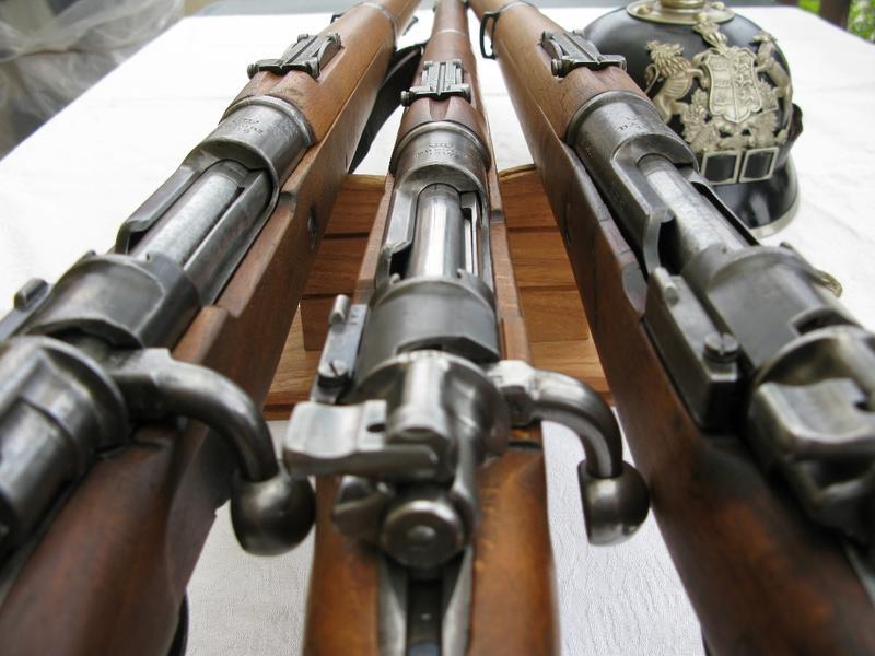 Freres - Les 3 frères Karabiner 98A 27005144sg