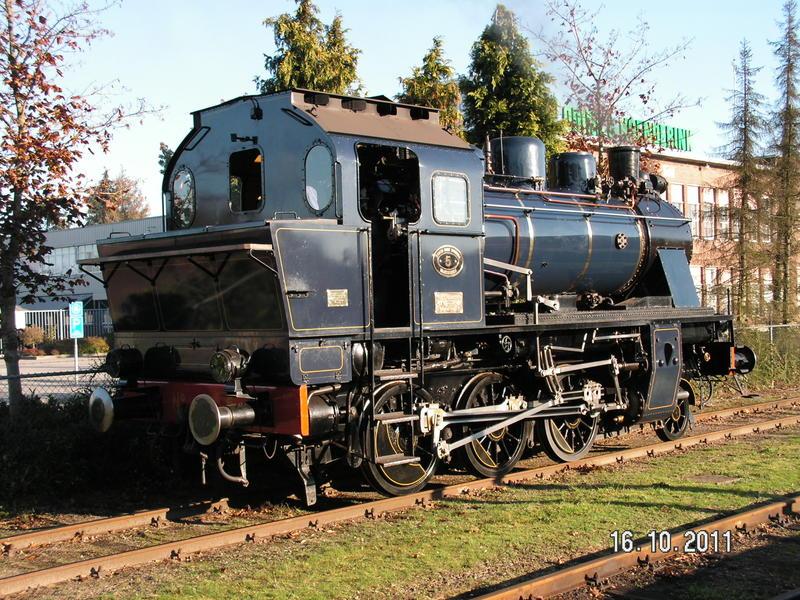 Najaarsstoomdag Haaksbergen 2011 - Eisenbahn Teil 1 27007123zc