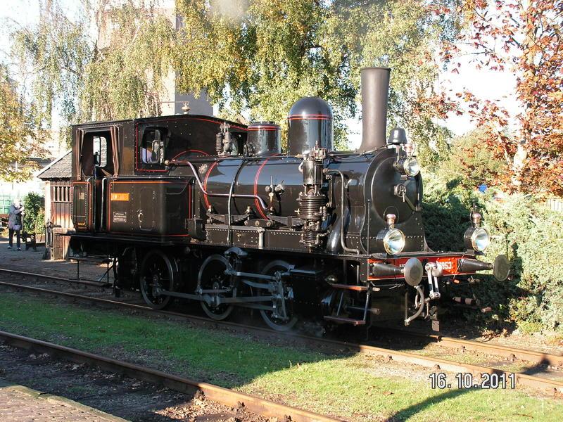 Najaarsstoomdag Haaksbergen 2011 - Eisenbahn Teil 1 27007172oj