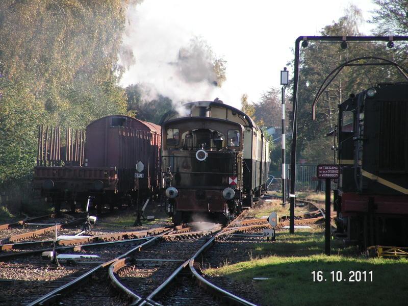 Najaarsstoomdag Haaksbergen 2011 - Eisenbahn Teil 1 27007199qs
