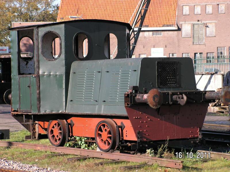 Najaarsstoomdag Haaksbergen 2011 - Eisenbahn Teil 1 27007212gh