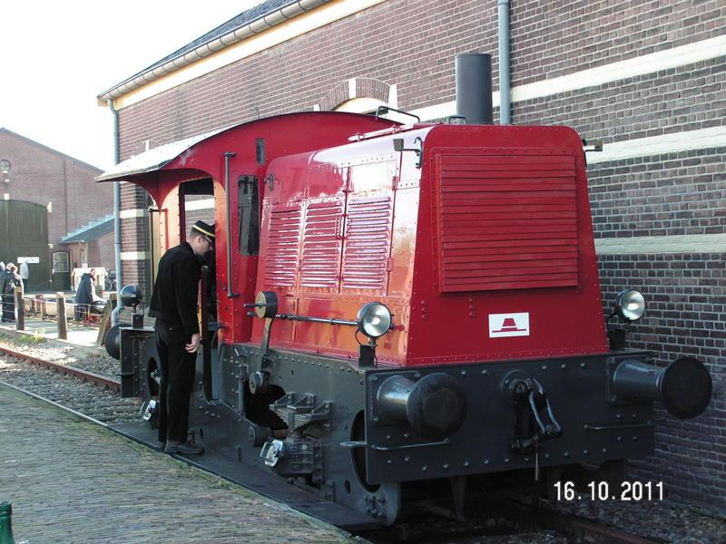 Najaarsstoomdag Haaksbergen 2011 - Eisenbahn Teil 1 27007241hu