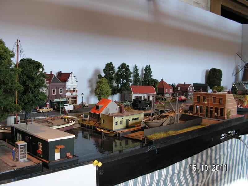Najaarsstoomdag Haaksbergen 2011 - Eisenbahn Teil 1 27007295uy
