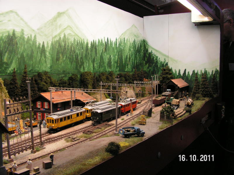 Najaarsstoomdag Haaksbergen 2011 - Eisenbahn Teil 1 27007344sk