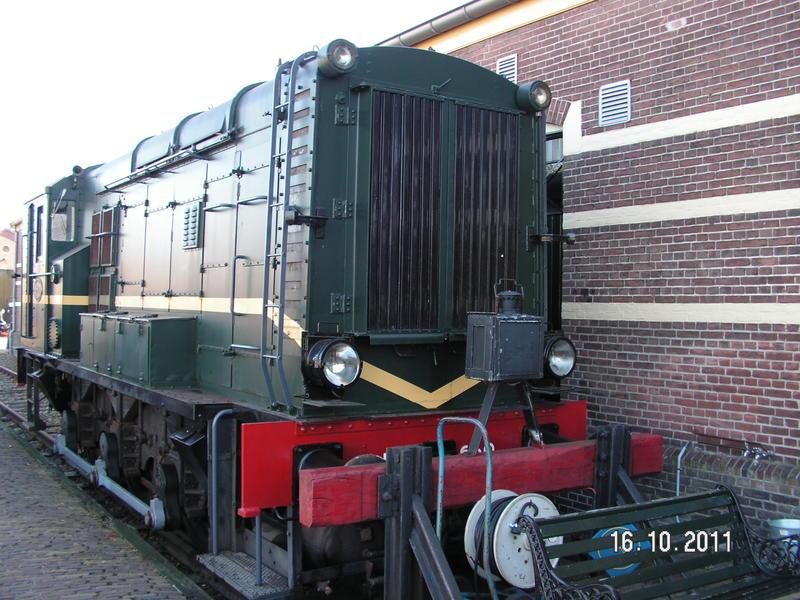 Najaarsstoomdag Haaksbergen 2011 - Eisenbahn Teil 1 27007364vb