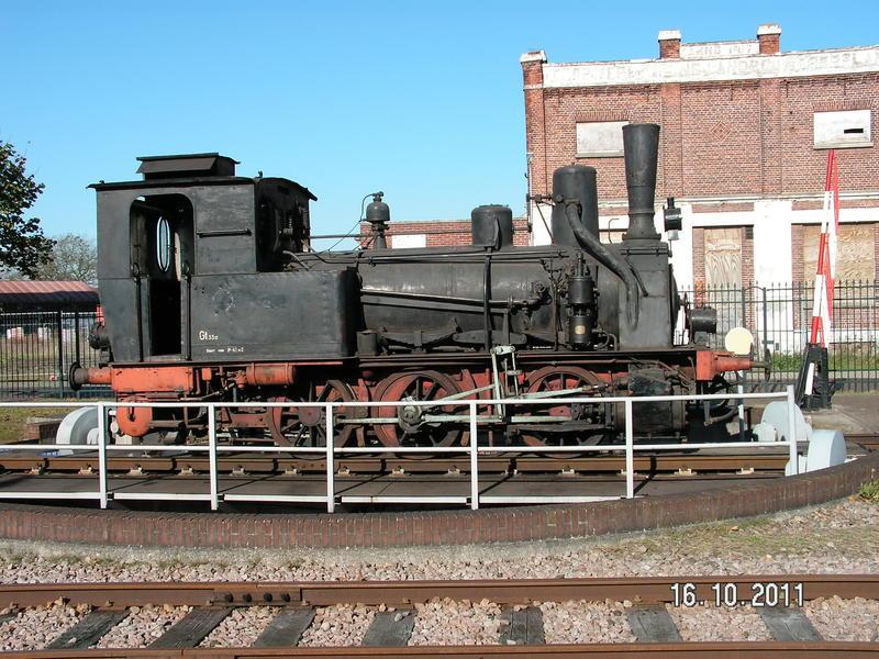 Najaarsstoomdag Haaksbergen 2011 - Eisenbahn Teil 1 27007380be