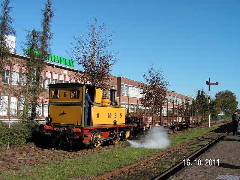 Najaarsstoomdag Haaksbergen 2011 - Eisenbahn Teil 1 27007457fs