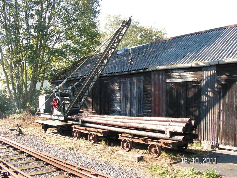 Najaarsstoomdag Haaksbergen 2011 - Eisenbahn Teil 2 27016493wy