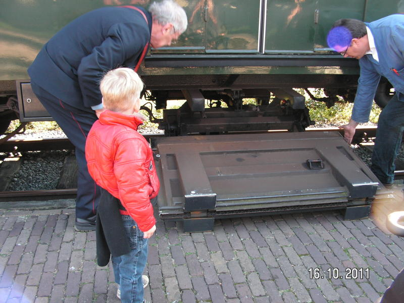Najaarsstoomdag Haaksbergen 2011 - Eisenbahn Teil 2 27016508cp