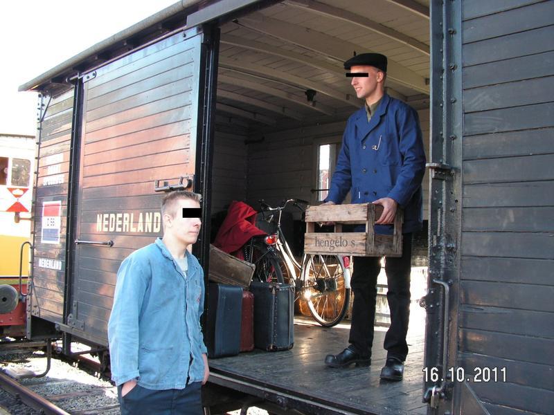 Najaarsstoomdag Haaksbergen 2011 - Eisenbahn Teil 2 27016542gi