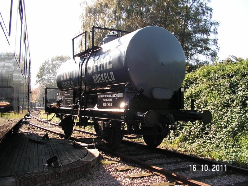 Najaarsstoomdag Haaksbergen 2011 - Eisenbahn Teil 2 27016569bq