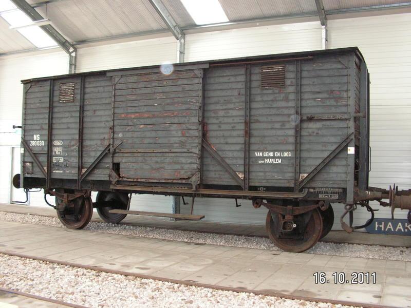 Najaarsstoomdag Haaksbergen 2011 - Eisenbahn Teil 2 27016955zw