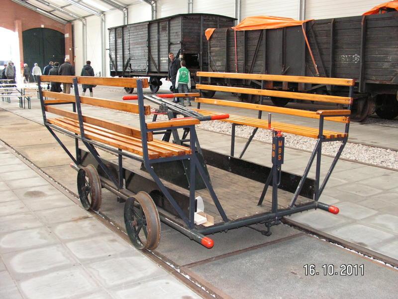 Najaarsstoomdag Haaksbergen 2011 - Eisenbahn Teil 2 27016998bg