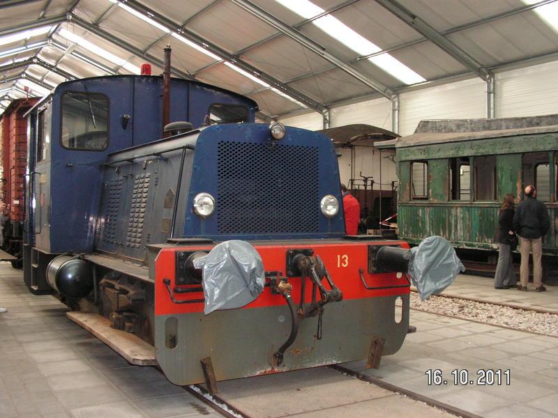 Najaarsstoomdag Haaksbergen 2011 - Eisenbahn Teil 2 27017033su