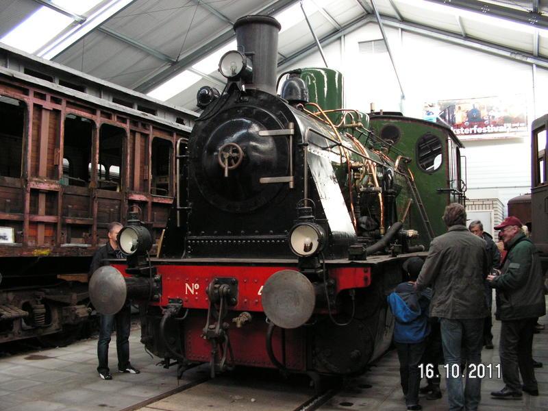 Najaarsstoomdag Haaksbergen 2011 - Eisenbahn Teil 2 27017107bb