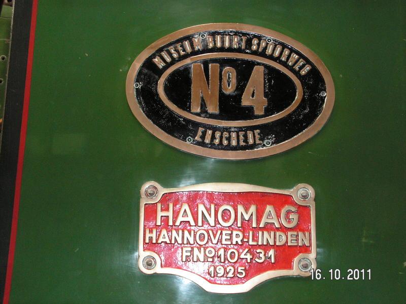 Najaarsstoomdag Haaksbergen 2011 - Eisenbahn Teil 2 27017239vs
