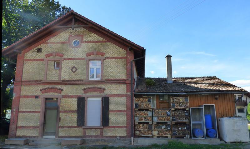 SWEG Bahnhofsgebäude Jechtingen  27176015pt
