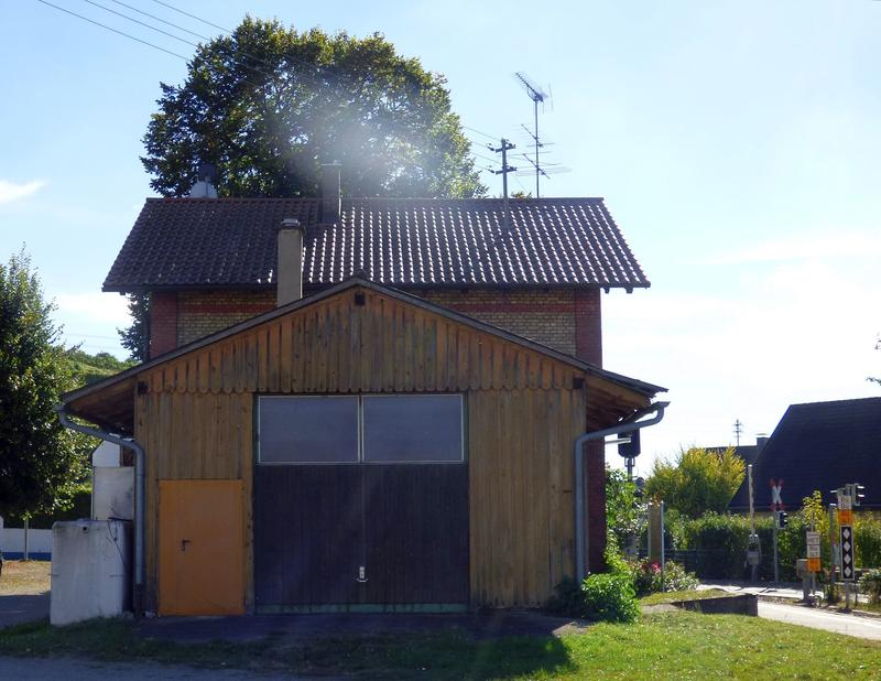 SWEG Bahnhofsgebäude Jechtingen  27176031fl