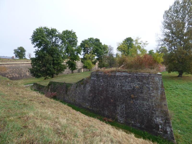 Die Festung Neuf Brisache = Neu Breisach 27259611aj