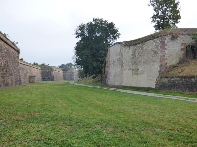Die Festung Neuf Brisache = Neu Breisach 27259690gt