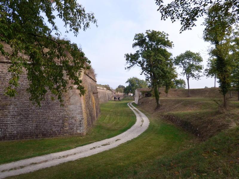 Die Festung Neuf Brisache = Neu Breisach 27259760ol