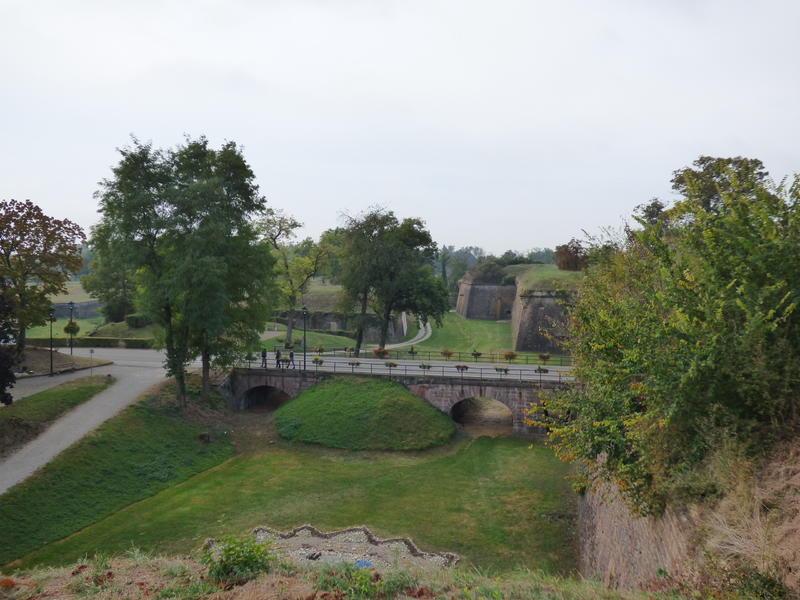 Die Festung Neuf Brisache = Neu Breisach 27278416fc