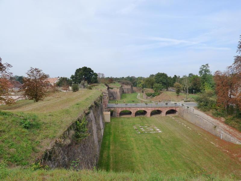 Die Festung Neuf Brisache = Neu Breisach 27278618ue