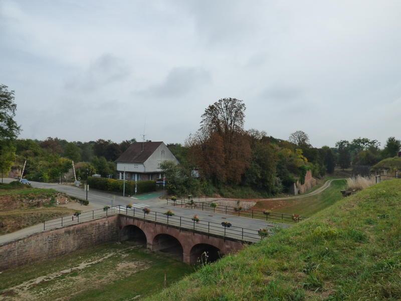 Die Festung Neuf Brisache = Neu Breisach 27278704gh
