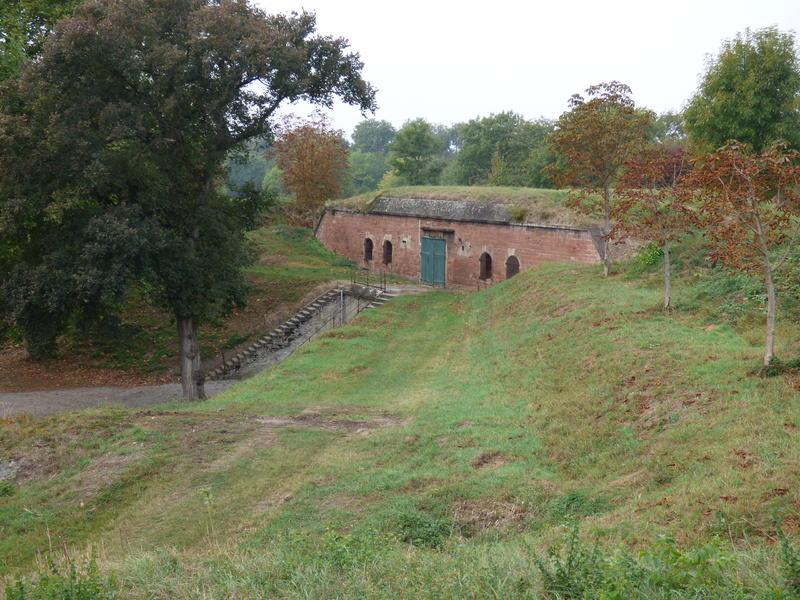 Die Festung Neuf Brisache = Neu Breisach 27278987tb
